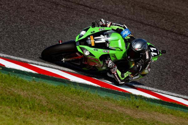 Team SRC Kawasaki : Champion du monde d
